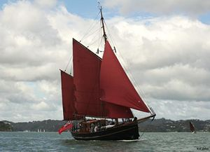 Classic Sailing Vessel | Yacht Charters | Breum | Viaduct Harbour | Auckland | New Zealand